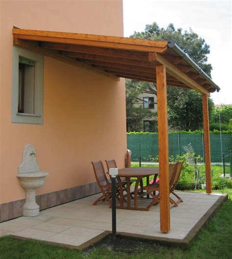 coperture tettoie in legno tettoie in legno falda singola e doppia artecasaservice