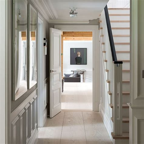 traditional pale neutral hallway decorating housetohome co uk