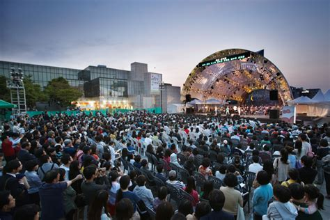 backyard concert free outdoor concert on august summer nights korea net the official website of the