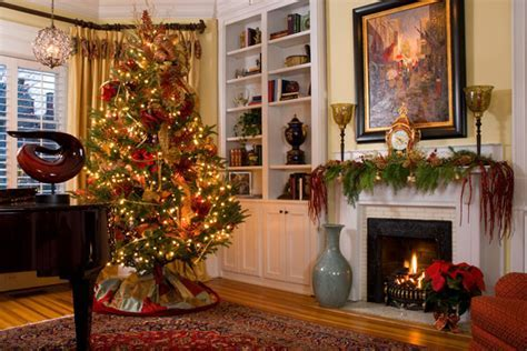 Holiday Decor   Traditional   Living Room   Richmond   by