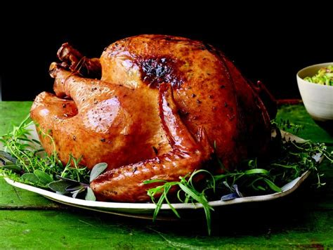 tom colicchio s herb butter turkey from the epicurious