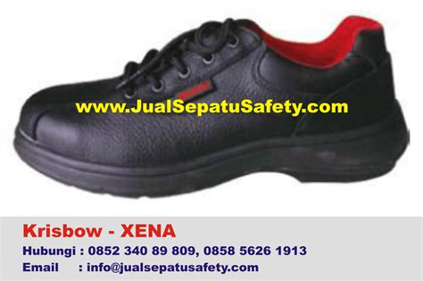 Foto Dan Sepatu Safety Krisbow jual safety shoes krisbow xena murah hp 0852 340 89 809