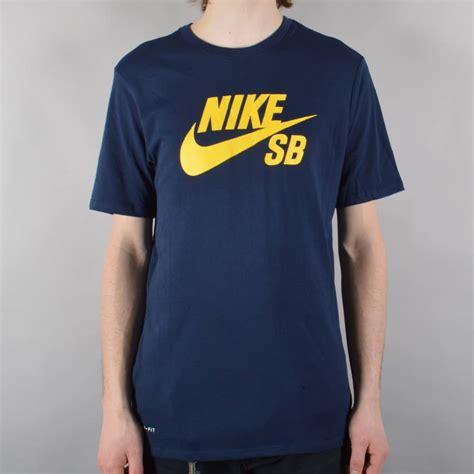 Tshirt Nike Sb Imbong nike sb sb logo skate t shirt obsidian tour yellow skate clothing from skate store uk