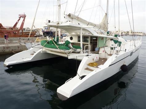 catamaran alu a vendre catamaran alu 58 2004