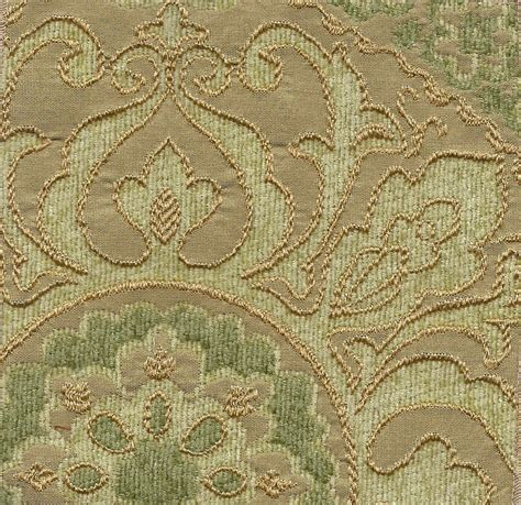 gold upholstery fabric chenille print fabric upholstery drapery very durable
