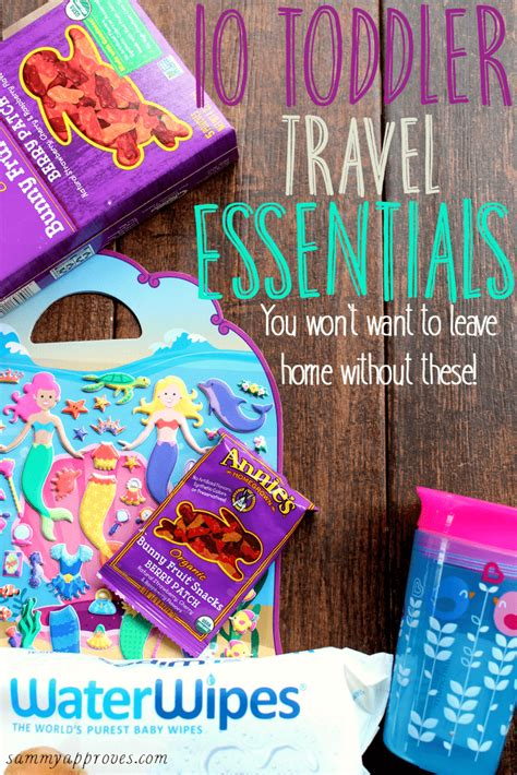 happy travels 101 donâ t leave home without these cruise flight safety packing and sightseeing tips books 10 toddler travel essentials you won t want to leave