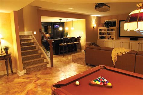 european house plan basement photo 01 plan 119d 0003