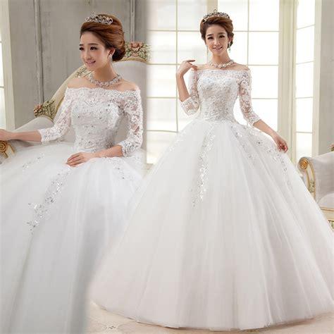 imagenes de vestidos de novia esponjados vestidos de novia estilo princesa con mangas buscar con