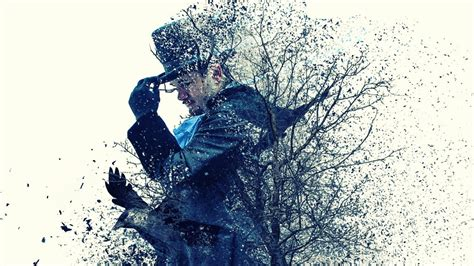 tutorial photoshop dispersion effect indonesia raven dispersion effect photoshop tutorial cs6 cc youtube