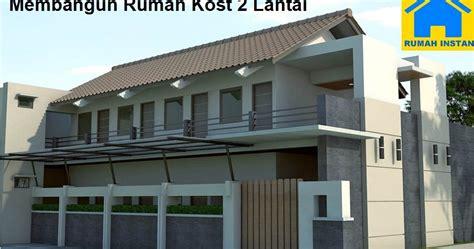 membuat rumah tingkat dengan biaya murah membangun rumah 2 lantai dengan biaya murah desain rumah