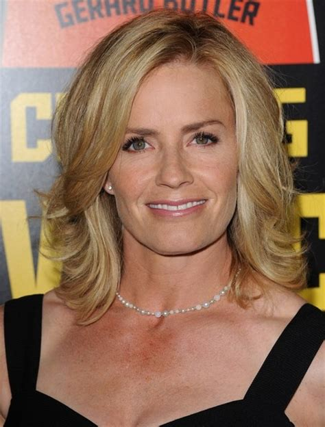elisabeth shue s shoulder length cut haute hairstyles