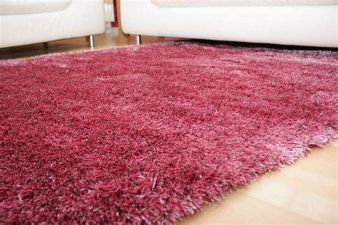 teppiche in altrosa sch 246 ner wohnen shaggy teppich touch altrosa 170x240 cm