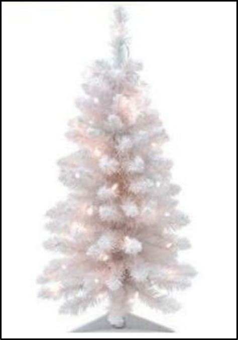 small white tree the best white artificial tree you can buy