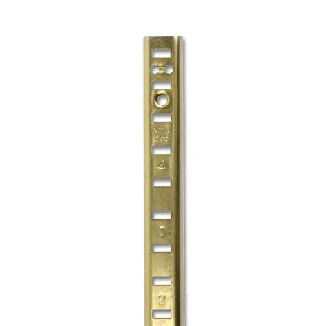 Shelf Standards by Shelf Standards Satin Brass 48