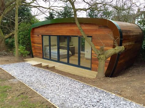 in pods eco pods eco classrooms gling living and garden pods