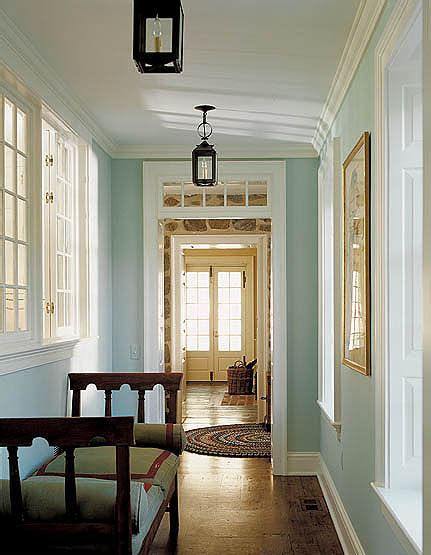 hallway colors turquoise hallway country entrance foyer peter