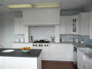 White Backsplash For Kitchen by White Kitchen Backsplash Ideas Homesfeed