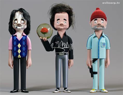 Evil Vinyl Toys - evil vinyl figure concepts the awesomer