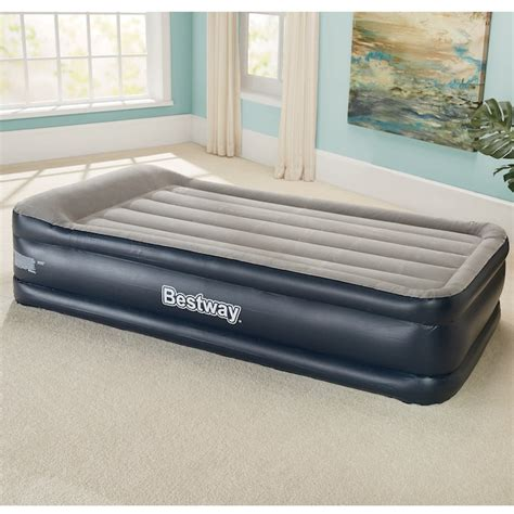 tritech raised height air bed by bestway seventh avenue
