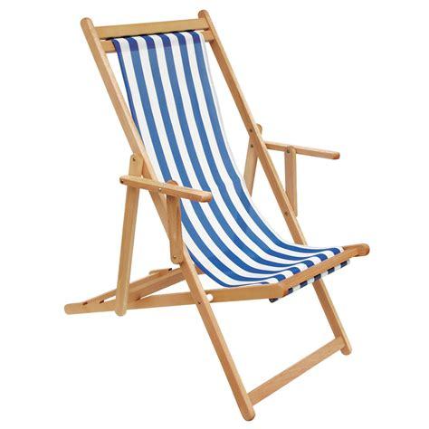 sedia sdraio da giardino sdraio da giardino o spiaggia in legno seduta in tessuto