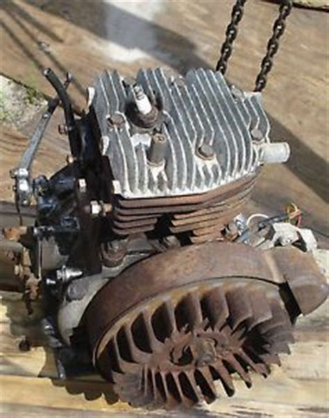 john deere gator 6 x 4 fd620d gs11 gas engine used on