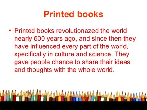 limitations of science books advantages and disadvantages of printed and e books marina