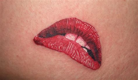 lips tattoo design cool lip tattoo ideas best tattoo design ideas