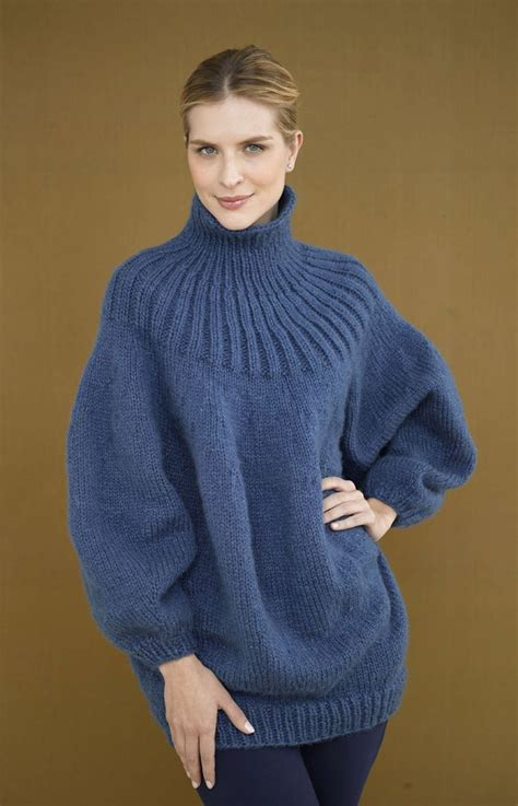 jiffy knit sweater pattern 1000 images about knitted sweaters pullovers tunics on