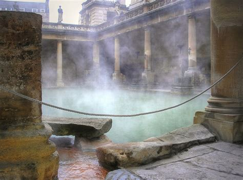 roman bath houses roman baths bath england amazing places