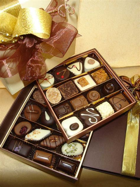 Handcrafted Chocolate - handmade chocolate pralines view chocolate product