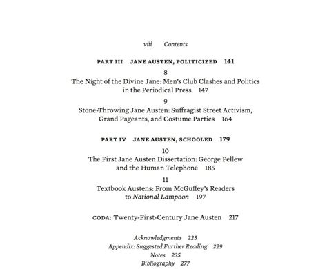 biography book table of contents about the book the making of jane austen