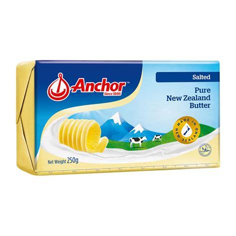 Butter Anchor Unsalted By Tokoyeye anchor salted butter 250g from redmart