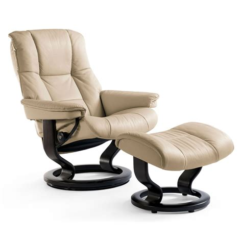 stressless recliner price list stressless mayfair medium recliner ottoman from 2 695
