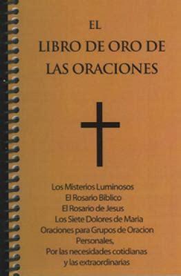 libro oraciones que activan las el libro de oro de las oraciones