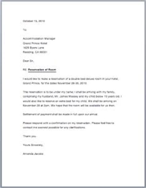Reservation Letter And Response Sle Confirmation Letter Is Issued By The Management In Response To The Leave Application