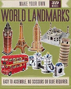 create your own 3d model make your own world landmarks 3d model stanfords
