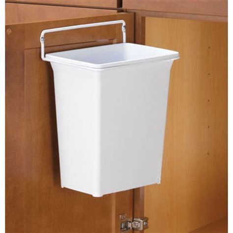 Kitchen Trash Cabinet by Knape Amp Vogt Door Mount Single Kitchen Or Vanity Waste