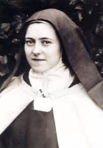 terezia stuhl pilgermedaillen reliquien therese lisieux