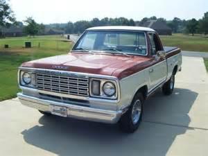 1977 Dodge D100 Purchase Used Dodge Adventurer Se 1977 D100 D150 1 2 Ton