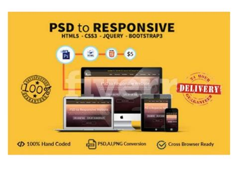 psd to html convert how to bootstrap tutorial for convert psd to html using bootstrap 3 incl scripts