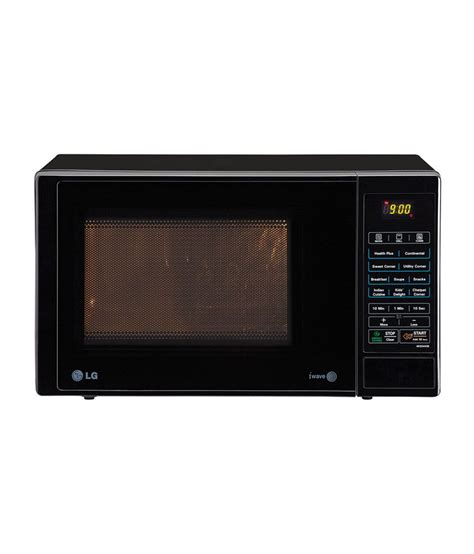 Lg Microwave Grill lg mh2344db 23 litres grill microwave oven black price