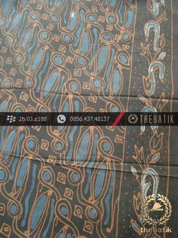 Kain Batik Tulis Warna Alam Parang jual kain batik tulis warna alam motif parang klasik