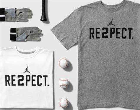 Tshirt Re2pect brand re2pect derek jeter t shirt air jordans