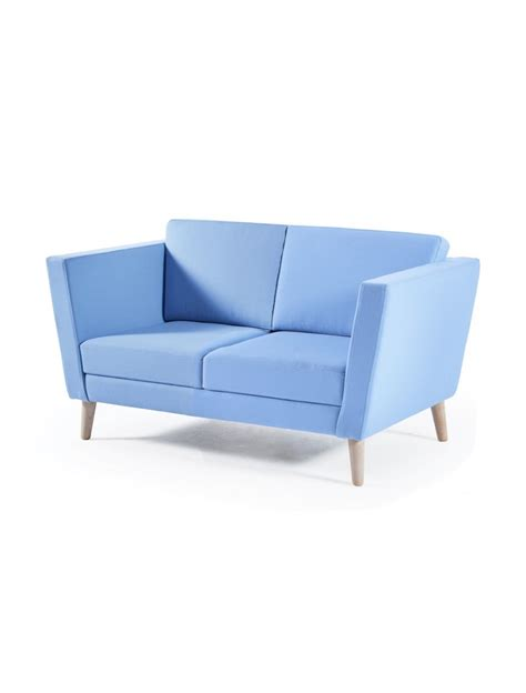 reception sofa dams lyric reception seating 2 seater sofa lyr50002 121