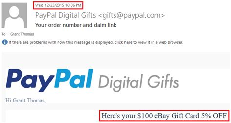 Where Can I Use My Epay Gift Card - psa order egift cards individually from paypal digital gifts