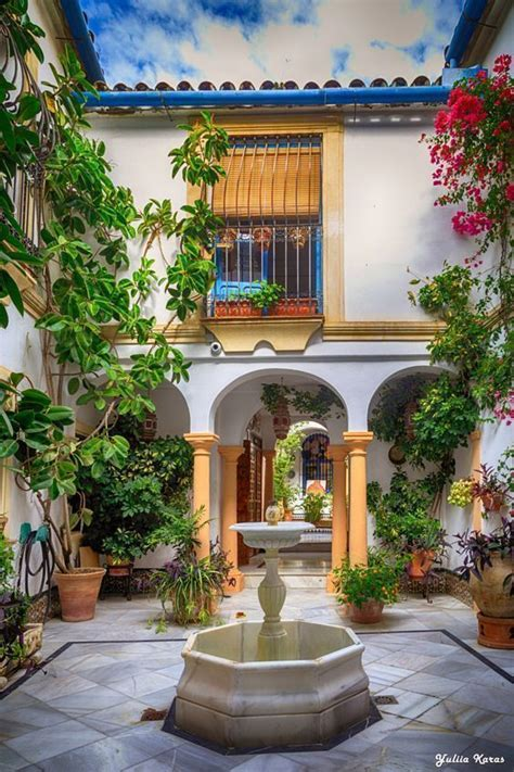 patios interiores andaluces patios interiores andaluces dise 241 os arquitect 243 nicos