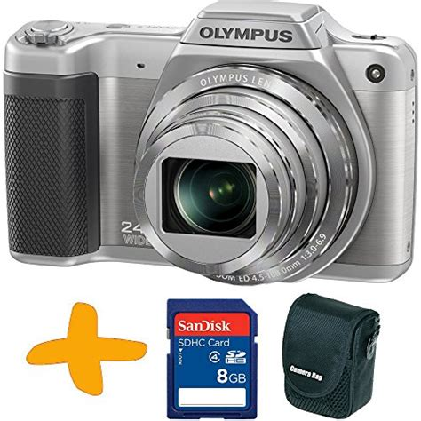 Kamera Olympus Sz 16 olympus sz 15 bridgekamera 16 megapixel silber test