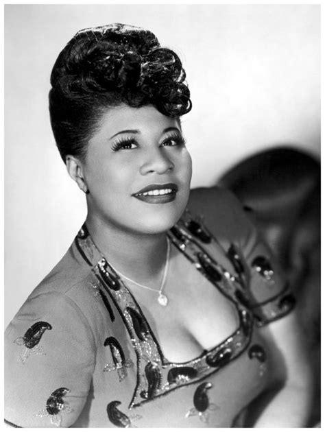 Ella fitzgerald, Jazz and Singers on Pinterest