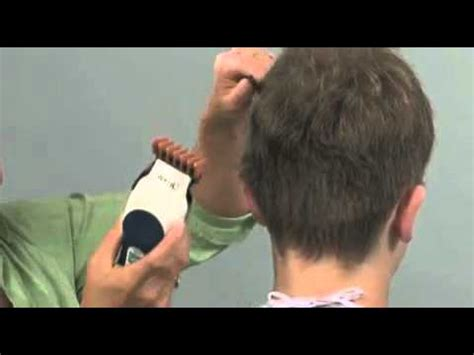 wahl haircut tutorial clipper cutting how to fade and blend all types of hair