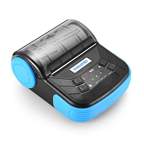 Printer Bluetooth Surabaya mini portable bluetooth thermal receipt printer mtp 3